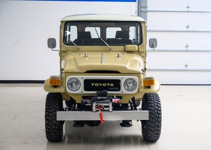 Picture of 1980 Toyota Landcruiser HJ45 Troopy For Sale by Auction