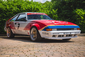 Picture of 1985 Ex-Works Group A Toyota Supra Raced by Barry Sheene For Sale by Auction