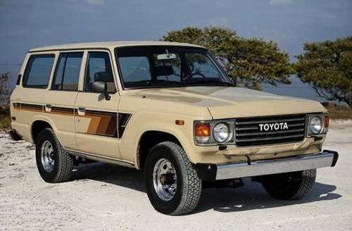 1980 Toyota Land Cruiser 1960, 70's, 80's or 90's - FJ40's also Wanted (picture 1 of 3)