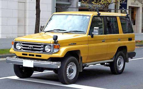 1980 Toyota Land Cruiser 1960, 70's, 80's or 90's - FJ40's also Wanted (picture 2 of 3)