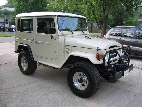 1980 Toyota Land Cruiser 1960, 70's, 80's or 90's - FJ40's also Wanted (picture 3 of 3)