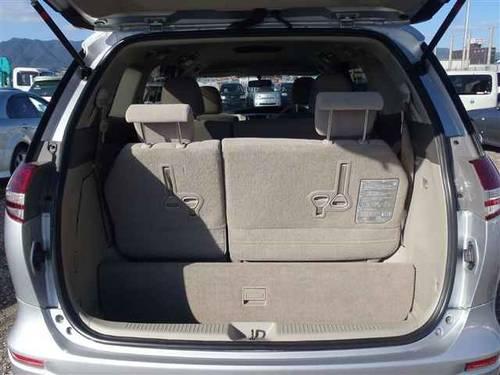 2008 Toyota Estima 2.4 VVTI AUTO AC 8SEATER POWER DOORS DVD,F imp For Sale (picture 5 of 6)