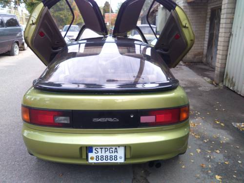 1994 Toyota SERA  one of 15K made, rare  doors For Sale (picture 2 of 6)