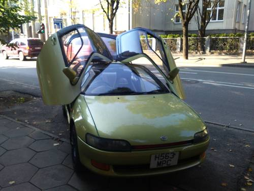 1994 Toyota SERA  one of 15K made, rare  doors For Sale (picture 3 of 6)