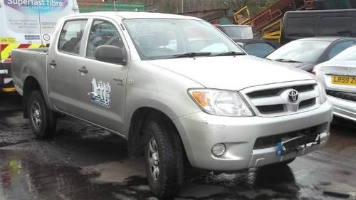 2006 hilux 4x4 double cab For Sale (picture 1 of 6)