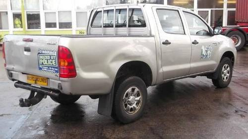 2006 hilux 4x4 double cab For Sale (picture 5 of 6)