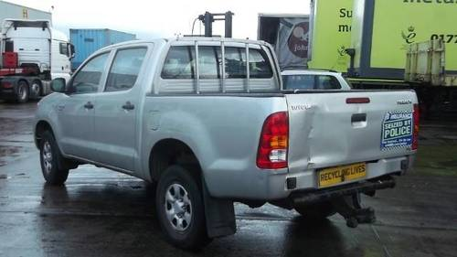 2006 hilux 4x4 double cab For Sale (picture 6 of 6)
