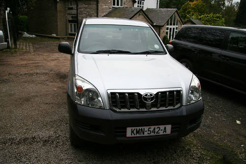 2003 Toyota Land Cruiser 3.0 D-4D - 99,000 miles with servi For Sale (picture 4 of 6)