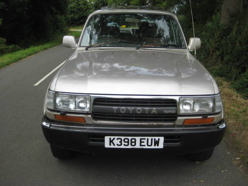 1992 Toyota Landcruiser Amazon 4.2 Turbo Diesel LWB 5 sp manual. For Sale (picture 2 of 6)