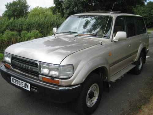 1992 Toyota Landcruiser Amazon 4.2 Turbo Diesel LWB 5 sp manual. For Sale (picture 3 of 6)