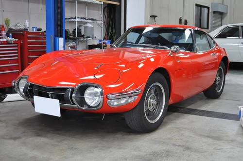 1-owner 1968 2000GT 16,000km For Sale (picture 2 of 6)