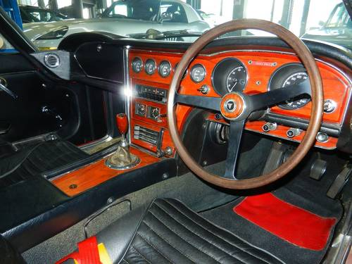 1-owner 1968 2000GT 16,000km For Sale (picture 4 of 6)