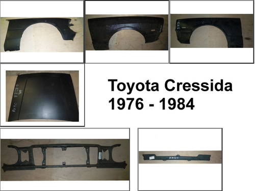 Toyota Corolla/Tercel AL 20-21 and Toyota Cressida For Sale (picture 1 of 2)
