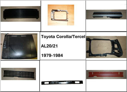 Toyota Corolla/Tercel AL 20-21 and Toyota Cressida For Sale (picture 2 of 2)