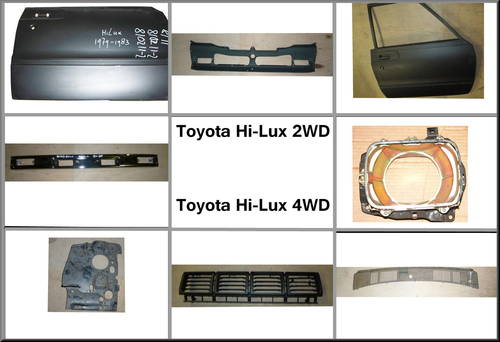 New old stock parts for Toyota Hilux For Sale (picture 1 of 1)