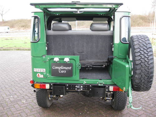 1981 Toytota Landcruiser BJ42 € 29.900 For Sale (picture 2 of 6)