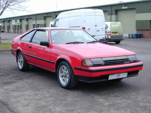 1984 TOYOTA CELICA AA63 1.6 GT R - RHD - JUST 38K! - TIME WARP! For Sale (picture 1 of 6)