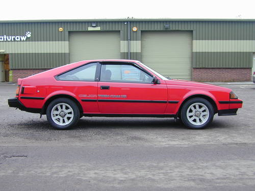 1984 TOYOTA CELICA AA63 1.6 GT R - RHD - JUST 38K! - TIME WARP! For Sale (picture 2 of 6)