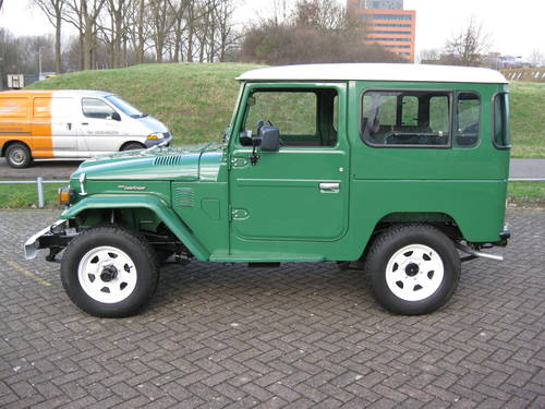 1982 Toyota Land Cruiser BJ42  € 26.900 For Sale (picture 1 of 6)