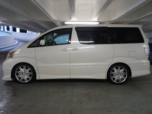 2002 Toyota Alphard G 3.0 V6 8 Seats Auto/Tip FULL BODY KIT 5dr  For Sale (picture 2 of 6)