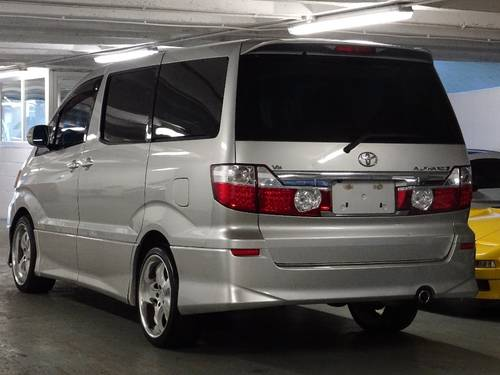 2002 Toyota Alphard G 3.0 V6 VVTi Auto Tip 7 Seats Body Kit 5dr  For Sale (picture 3 of 6)