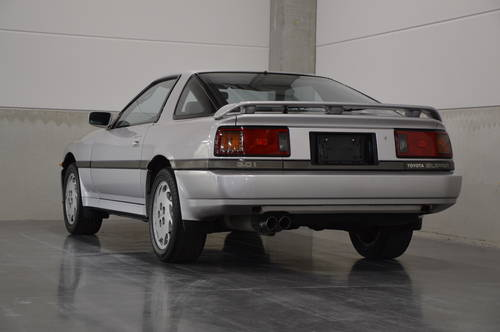 1986 Toyota Supra 3.0 full history + original paint : 89000km For Sale (picture 2 of 6)