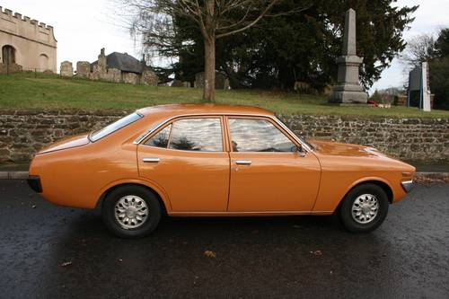 1974 Toyota Corona Mark II For Sale (picture 5 of 6)
