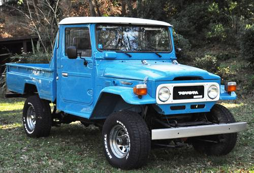 1981 Toyota Bj45 Pickup SOLD (picture 1 of 6)