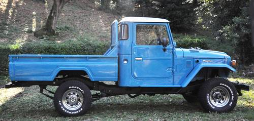 1981 Toyota Bj45 Pickup SOLD (picture 2 of 6)