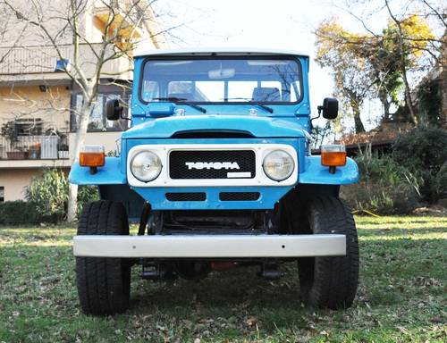 1981 Toyota Bj45 Pickup SOLD (picture 3 of 6)