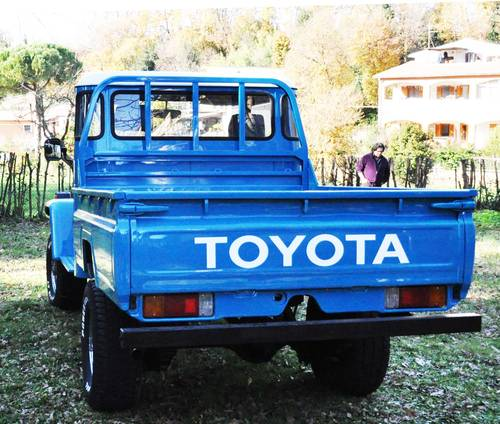 1981 Toyota Bj45 Pickup SOLD (picture 4 of 6)