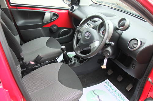 2014 TOYOTA AYGO 1.0 VVT-I MOVE WITH STYLE 5DR Manual SOLD (picture 6 of 6)