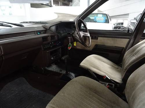1984 Toyota Corolla 1.3 GL 5dr AUTO 2 OWNERS FROM NEW For Sale (picture 5 of 6)