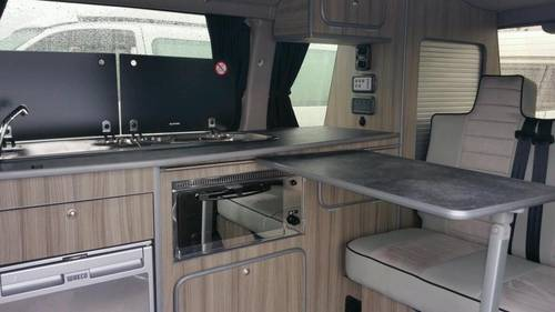 2001 Toyota Regius V L Package - 4 Berth Campervan Conversion SOLD (picture 3 of 6)