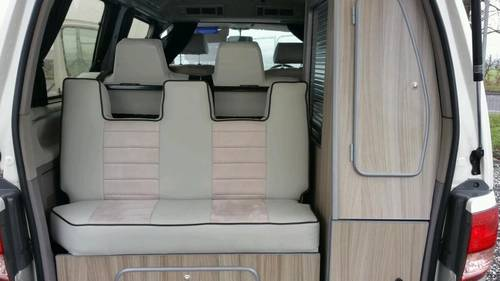 2001 Toyota Regius V L Package - 4 Berth Campervan Conversion SOLD (picture 6 of 6)