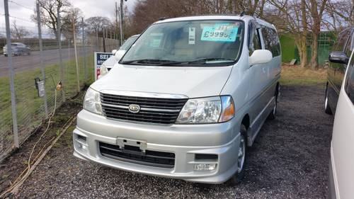 2000 Toyota Granvia G Cruising Aero Sports SOLD (picture 1 of 6)