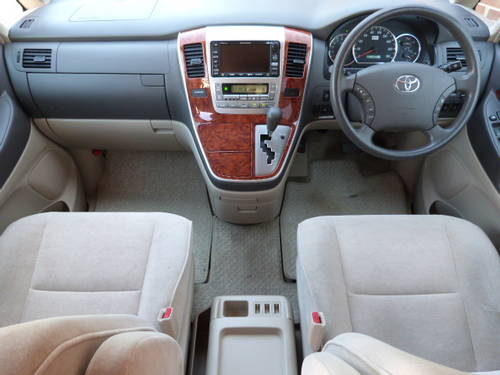 2002 Toyota Alphard MX-L 3.0 V6 VVT-i Auto For Sale (picture 2 of 6)