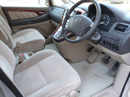 2002 Toyota Alphard MX-L 3.0 V6 VVT-i Auto For Sale (picture 5 of 6)