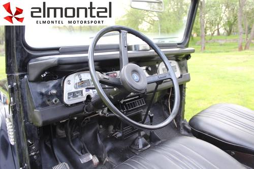 Toyota Land Cruiser BJ40 3,0D 1977 black cabrio For Sale (picture 4 of 6)