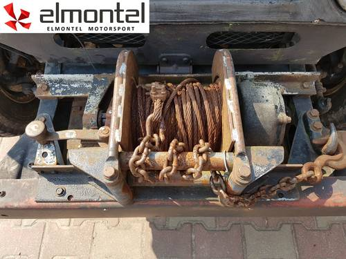 Toyota Land Cruiser BJ40 3,0D 1977 mechanic winch For Sale (picture 6 of 6)