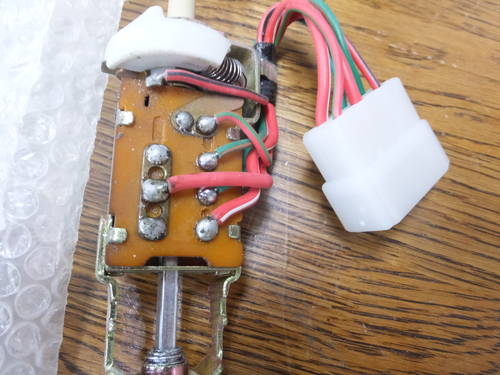 Toyota 2000GT parts Light switch For Sale (picture 3 of 4)