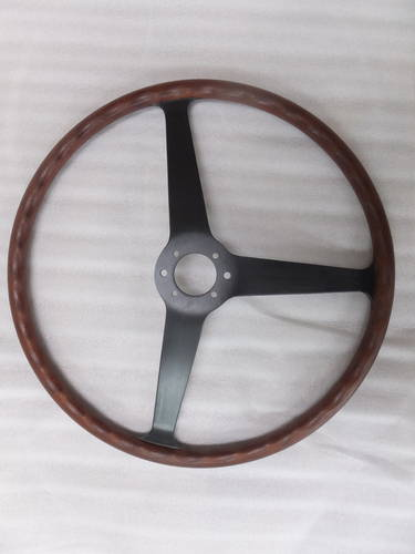 Toyota 2000GT parts steering wheel SOLD (picture 1 of 6)
