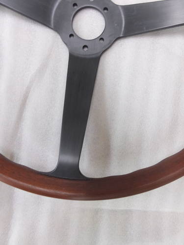 Toyota 2000GT parts steering wheel SOLD (picture 2 of 6)
