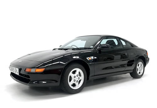 1990 15,500 mile Toyota MR2 SOLD (picture 1 of 6)