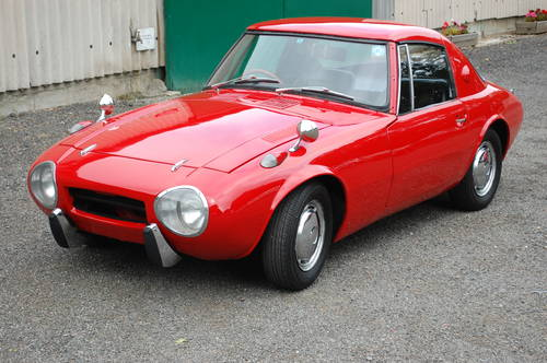 1968 Toyota Sport 800 Coupe RHD scarce and original - New price For Sale (picture 2 of 6)
