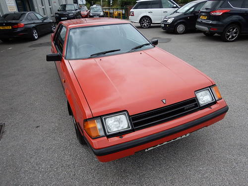 1983 TOYOTA CELICA 2.0ST RA61R Coupe ~  For Sale (picture 2 of 6)