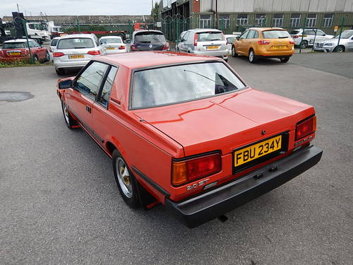 1983 TOYOTA CELICA 2.0ST RA61R Coupe ~  For Sale (picture 4 of 6)