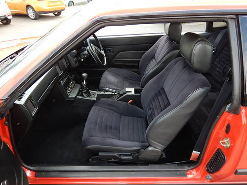 1983 TOYOTA CELICA 2.0ST RA61R Coupe ~  SOLD (picture 5 of 6)