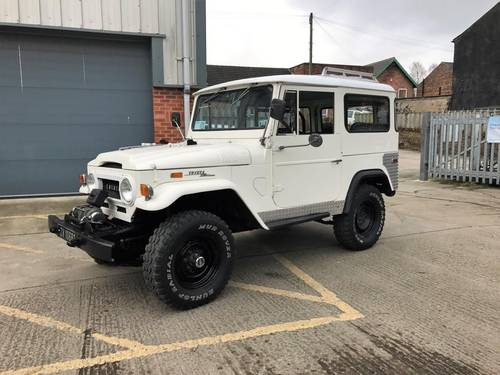 1971 Toyota Land Cruiser FJ40 SOLD (picture 1 of 6)