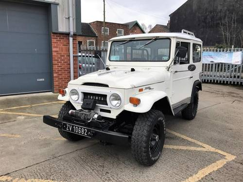 1971 Toyota Land Cruiser FJ40 SOLD (picture 2 of 6)